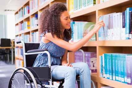 Pour une prise en charge du handicap dans l'enseignement supérieur