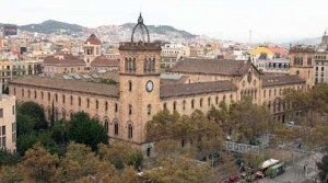 The University of Barcelona's historic building © Universitat de Barcelona