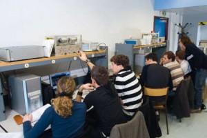 Etudiants en TP informatiques de l'INP ENSEEIHT