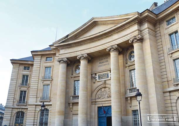 La plus grande université de France !
