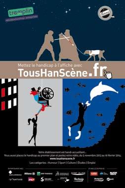 2e édition du « Challenge vidéo handicap Tous HanScène® » c'est parti !