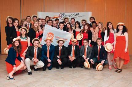 Le nouveau réseau de Junior-Entreprises de France Business School !