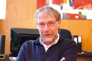 Gilles Trystram, directeur d'AgroParisTech
