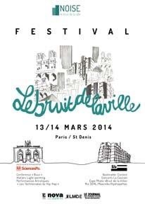 Festival « Le Bruit de la Ville » : célébrer les cultures urbaines du VIIe au 93