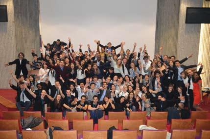 Le prochain président d'AIESEC France déjà élu !