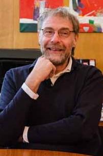Portrait de Gilles Trystram, Directeur d'AgroParisTech