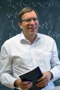 Frank Pacard, Directeur de l'enseignement et de la recherche de l'École polytechnique © Jérémy Barande / École polytechnique.