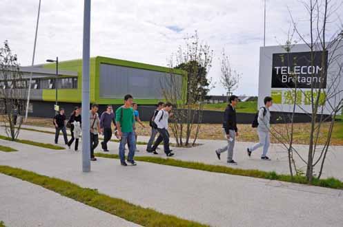La fusion de Mines Nantes et Télécom Bretagne donnera naissance à une nouvelle école