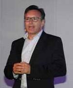 Jean-Marc Chermette, docteur en pharmacie (EMLYON Business School 92) general manager Europe, BD Diagnostics