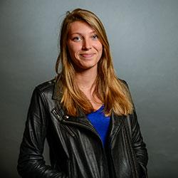 Katia Paré, étudiante en 2e année à Audencia et présidente du BDE