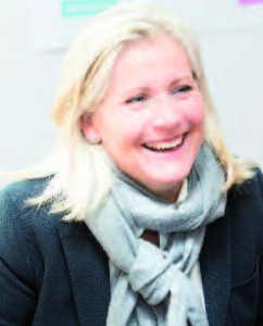 Véronique Laury (IEP 87), CEO du groupe Kingfisher © Sylvie Humbert