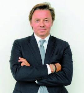 Éric Brion ( IEP Paris, 92), directeur général d'Equidia © PMU