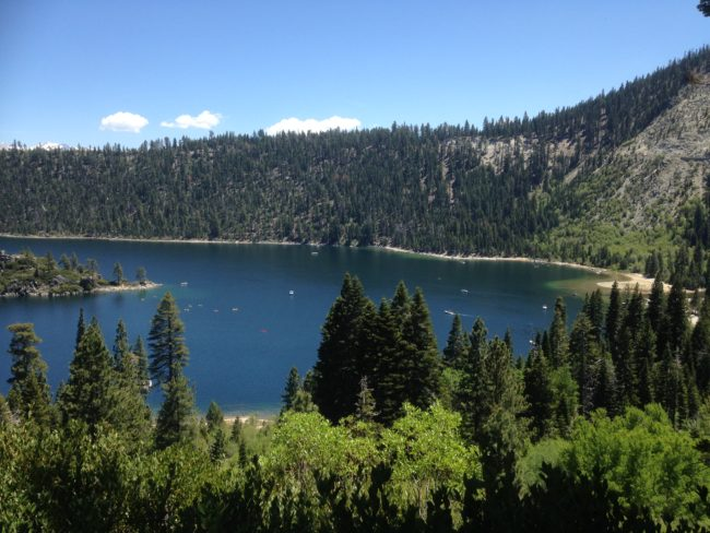 [Episode 15] Lake Tahoe, un cadre splendide pour se ressourcer non loin de la Silicon Valley