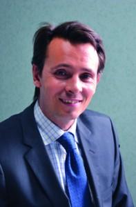 Laurent Robert  (Licence Stpas et MBA ESSEC en management général 2008), directeur national des ventes de Davigel
