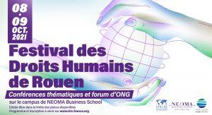 NEOMA Business School : Première édition du Festival des Droits Humains de Rouen