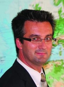Marc Ville,  (ENSCP 86),  Directeur  Général de Cermex