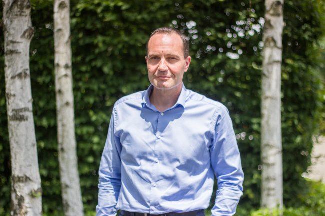 Dans son interview, Marc Rossat-Mignod, Directeur Général Délégué du Groupe Botanic incite les jeunes diplômés à s'épanouir au contact du vert. Portrait d'un pur terrien