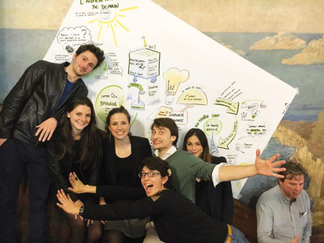 L'innovation au cœur de la Sorbonne