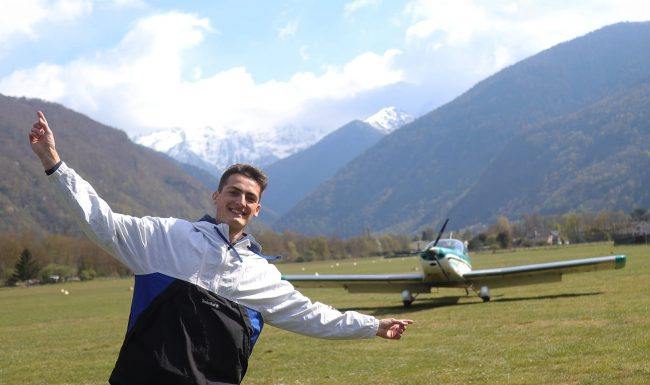 Matthieu fait le buzz avec sa chaine de YouTube « Lance-toi ! »