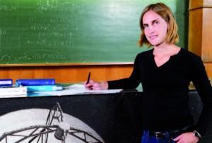 Laura Bernard © Stéphane Cardinale pour la Fondation L'Oréal