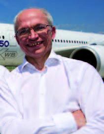 Airbus A 350 d'abord et avant tout un succès collectif