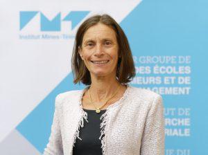 L'interview Odile Gauthier DG de l'IMT