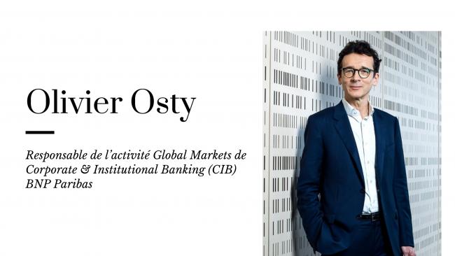 Interview Olivier Osty BNP Paribas CIB