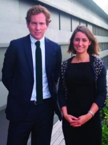 Aida FAIVRE est diplômée de l'ESSEC (2010) et François THIBAULT de L'EDHEC Business School (2009)