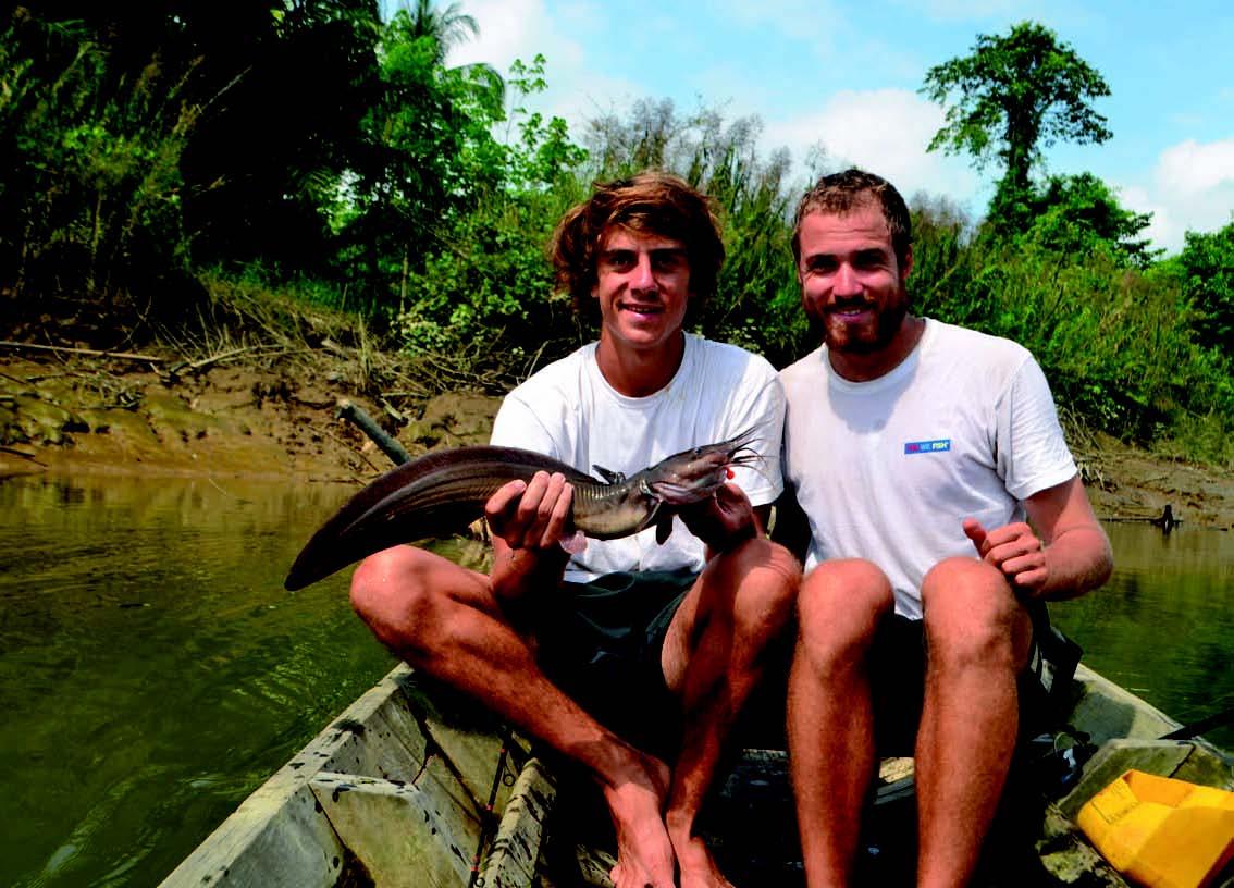 Pêcheurs autour du monde