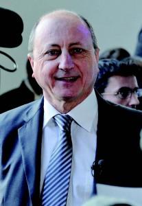 Philippe Malle, (Polytech'Lille 77) Directeur Général lors d'un séminaire organisé par le CTIF sur les contrôles non destructifs en fonderie, en février 2012.