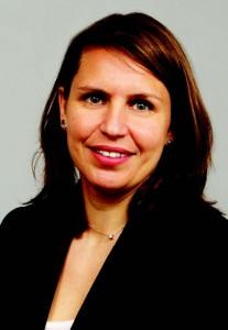 Catherine Pigeon, actuaire IA, directeur général d'Axeria Prévoyance