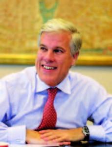 Patrick Colle (ESSEC 82), Directeur général de BNP Paribas Securities Services