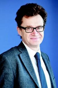 Jérôme Grivet, (ESSEC 83, Sciences Po 86, ENA 88), directeur général de Crédit Agricole Assurances