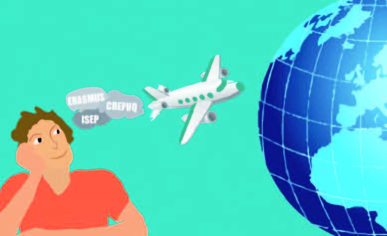 Poursuivre ses études à l'étranger : les raisons de se laisser tenter