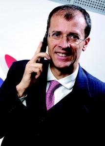 Corrado Sciolla (École Polytechnique de Turin – MBA INSEAD 1992), président de BT France et de BT Italie