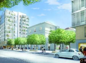 Construction du nouveau campus de l'UCLy dont l'ESDES sur l'ancien site des prisons de Lyon (installation rentrée 2015). Le projet architectural du site intègre également d'une résidence intergénérationnelle accueillant des personnes fragilisées sortant de l'hôpital et des étudiants à revenus modestes dans le cadre du projet « VIE GRANDE OUVERTE » réunissant l'UCLy, le Mouvement HABITAT ET HUMANISME, LA PIERRE ANGULAIRE/EHD, l'OPAC du Rhône et le Groupe immobilier SOFADE/OGIC.