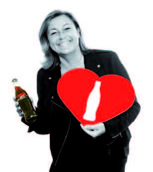 Coca Cola France : l'entreprise présente là où ça bouge !