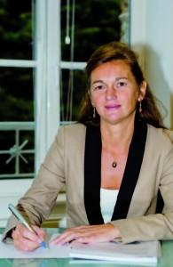 Florence Darmon dirige l'ESTP depuis 6 ans