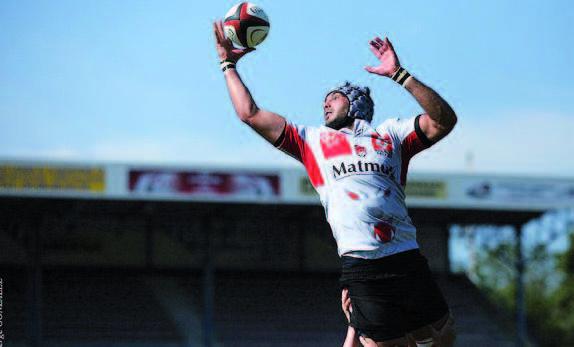 Le rugby à l'INSA de Lyon, entre épanouissement sportif et académique, voyages et entraide