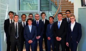 Le conseil d'administration 2015