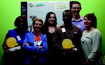 Challenge vidéos handicap « Tous HanScène ® » : les étudiants plus créatifs que jamais pour l'édition 2014
