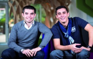 David Bouquet et Quentin Dequippe, co-fondateurs de Studeal