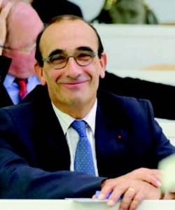 Francis Jouanjean a succédé à Pierre Aliphat comme délégué général de la Conférence des Grandes Ecoles en novembre 2013.