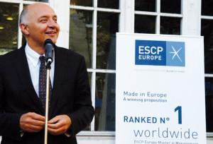 En 2010, le Master in Management d'ESCP Europe est classé premier dans le Financial Times.