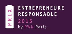 Prix de l'Entrepreneure Responsable