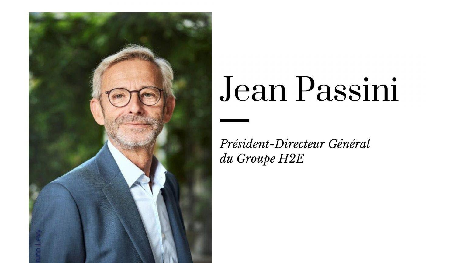 « Les Gadz'Arts sont des travailleurs ! » - L'interview de Jean Passini, H2E