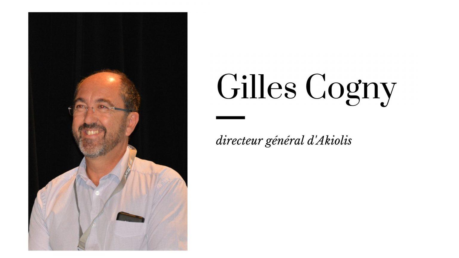 Pour Akiolis, la gestion des talents est une question d'environnement - L'interview de Gilles Cogny
