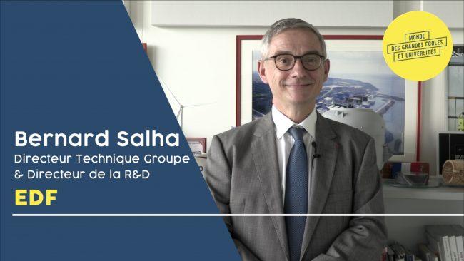 Bernard Salha EDF