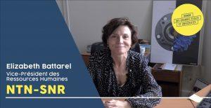 Interview vidéo Elizabeth Battarel NTN-SNR