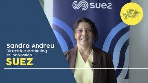 Interview vidéo Sandra Andreu SUEZ